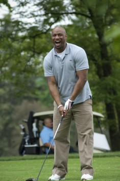 Jarrett Payton on the Course